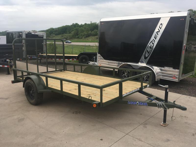 2018 Load Trail 77X12 Utility Trailer