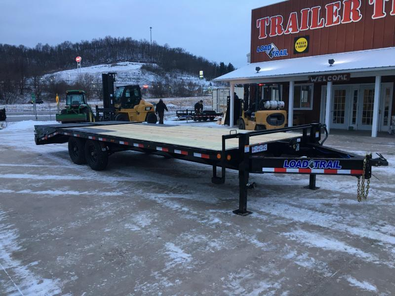 2018 Load Trail 102X24 Deckover Equipment Trailer