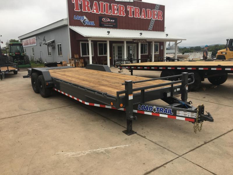 2019 Load Trail 83X24 Car Hauler