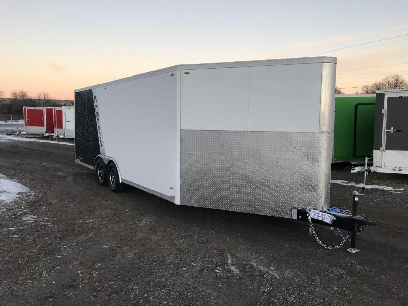 2019 Legend Manufacturing 8.5X26 Trailmaster Snowmobile Trailer