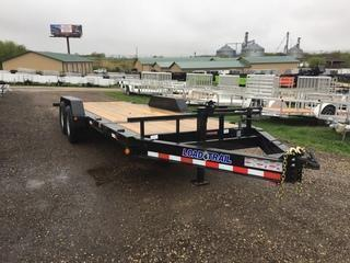 2018 Load Trail 83X20 Gravity Tilt 14K Trailer