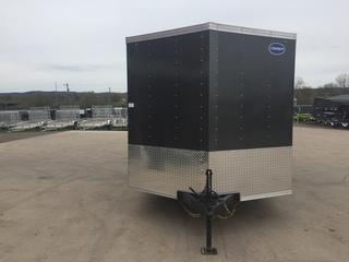 2017 United Trailers 7x16 7K Enclosed Cargo Trailer