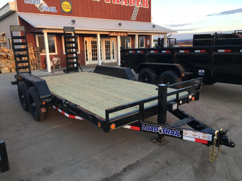2018 Load Trail 83X16 Car Hauler