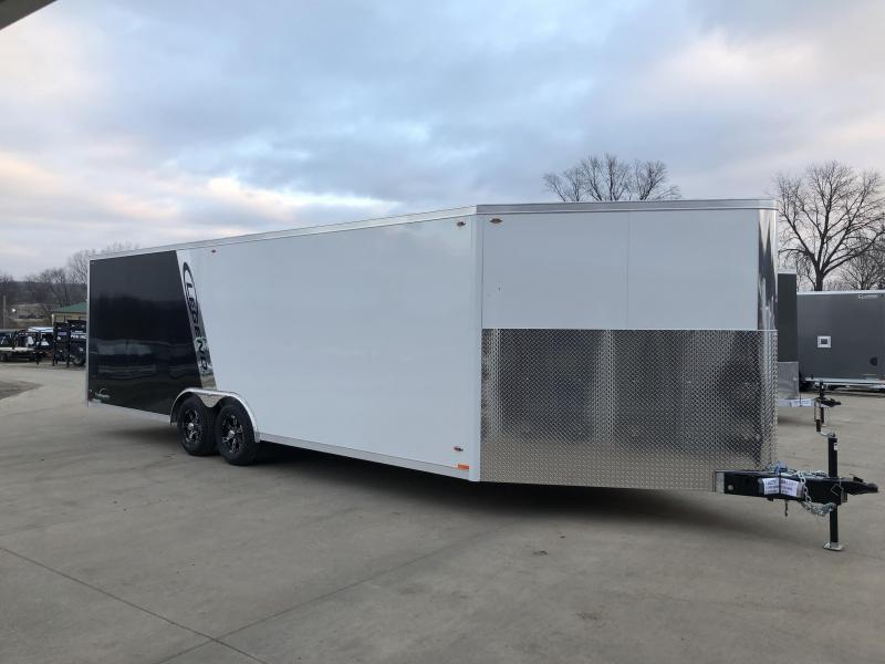 2019 Legend Manufacturing 8.5X30 Aluminum Snowmobile Trailer