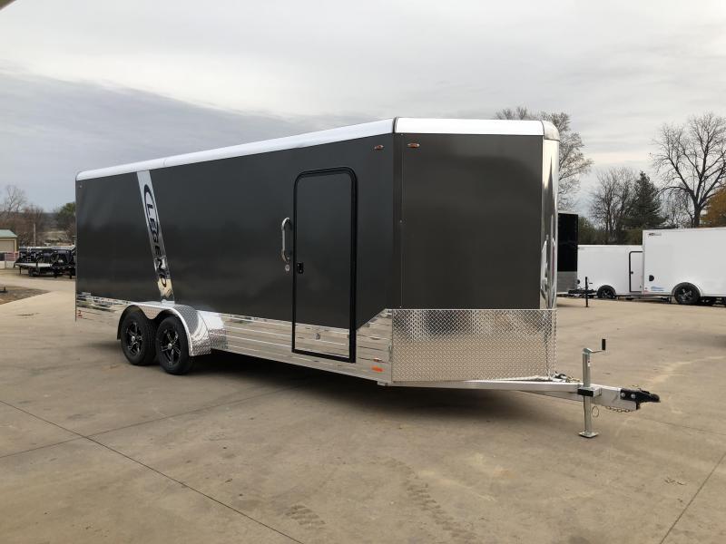 2019 Legend Trailers 7X20 Aluminum Enclosed Cargo Trailer