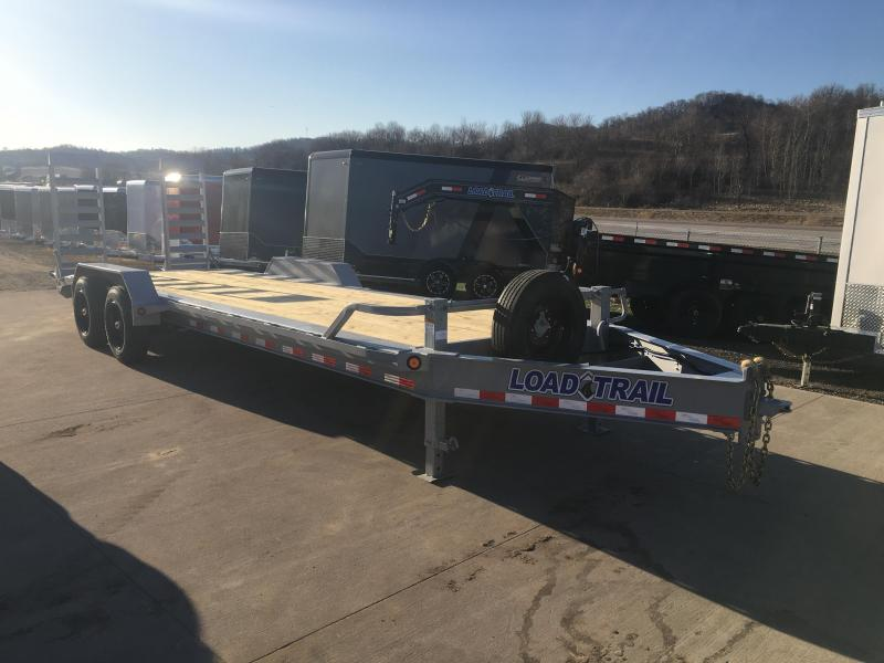 2018 Load Trail 102X24 Equipment Hauler