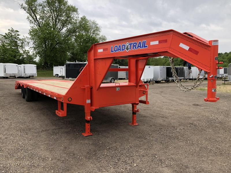 2018 Load Trail 102X32 Gooseneck Deckover Equipment Trailer