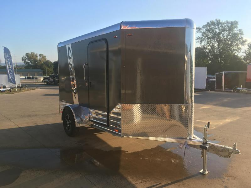 2019 Legend Manufacturing 6X10 Aluminum Enclosed Cargo Trailer