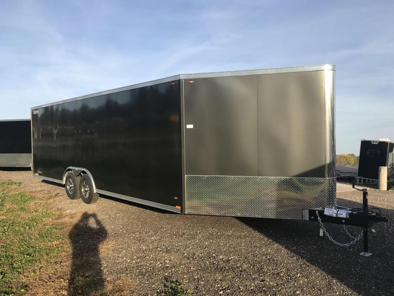 2018 Legend Manufacturing 8.5X30 Aluminum Enclosed Cargo Trailer