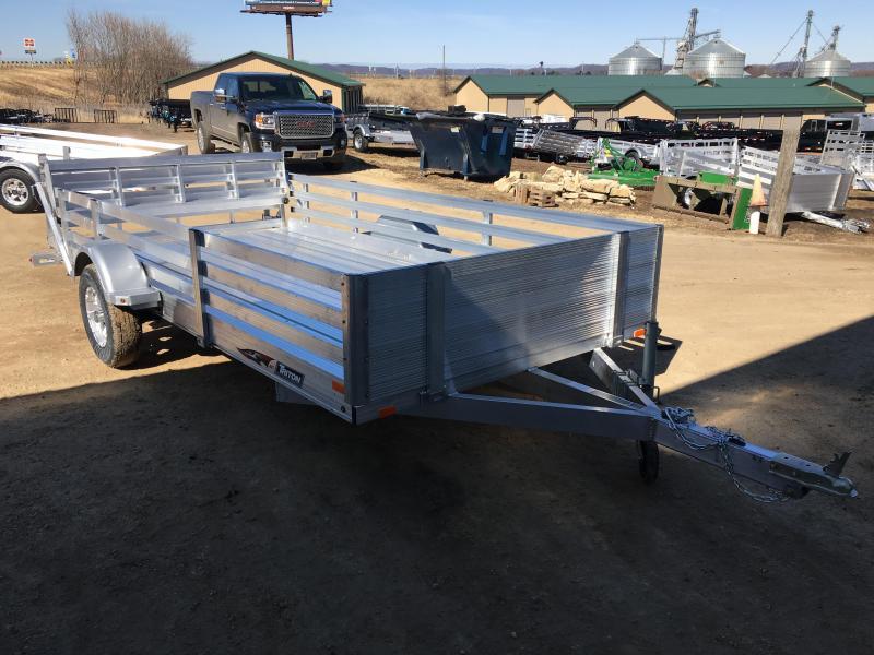 2018 Triton 82X14 Aluminum Utility Trailer