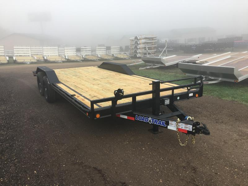 2018 Load Trail 102X20 Car Hauler