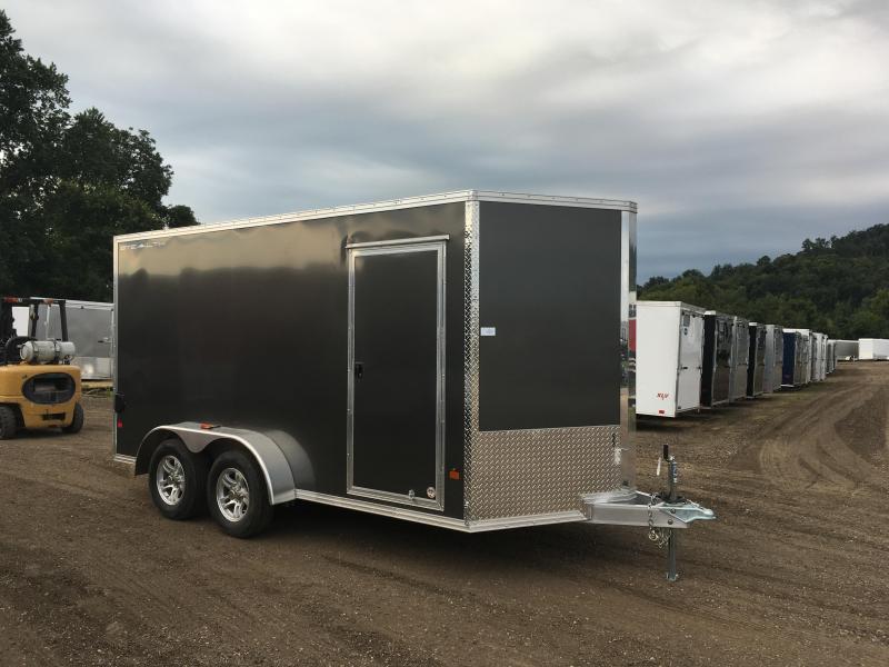 2018 Stealth Trailers 7X14 Aluminum Enclosed Cargo Trailer