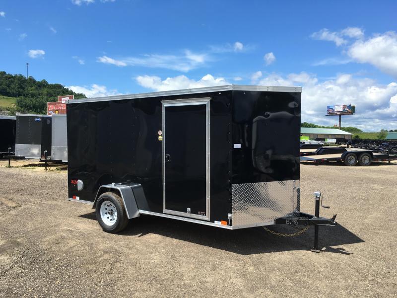 2018 United Trailers 6X12 Enclosed Cargo Trailer