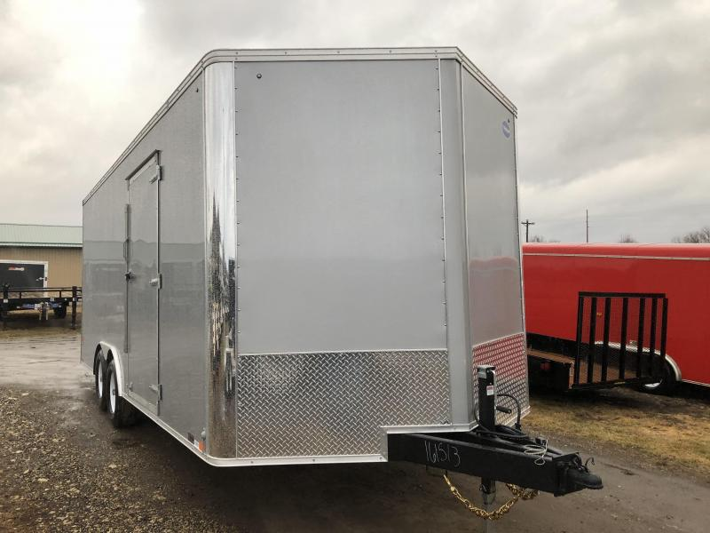 2018 United Trailers 8.5X20 Enclosed Cargo Trailer