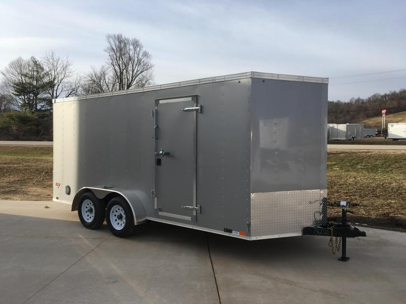 2018 United Trailers 7X16 Enclosed Cargo Trailer