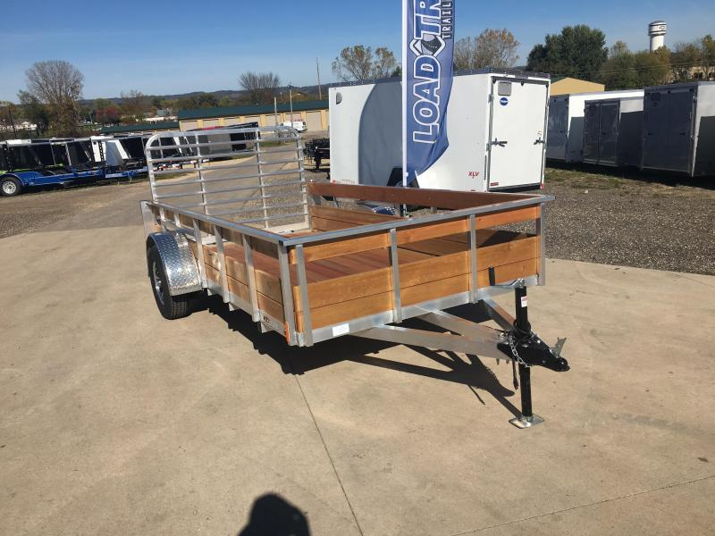 2018 Legend Manufacturing 6X12 Utility Trailer 3K