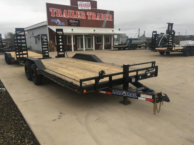 2019 Load Trail 102X20 Car Hauler