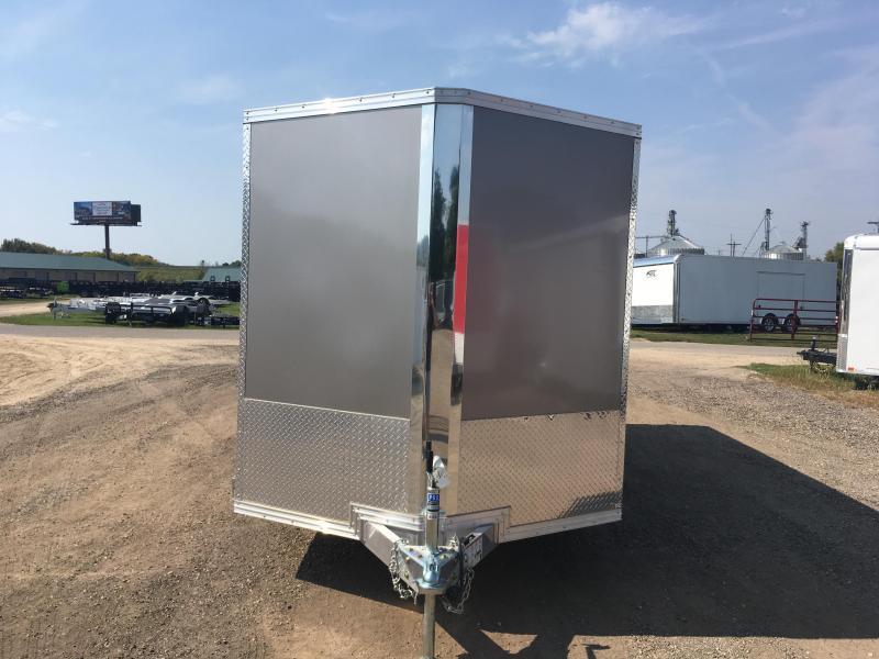2017 Stealth Trailers 7X16 Aluminum Enclosed Cargo Trailer