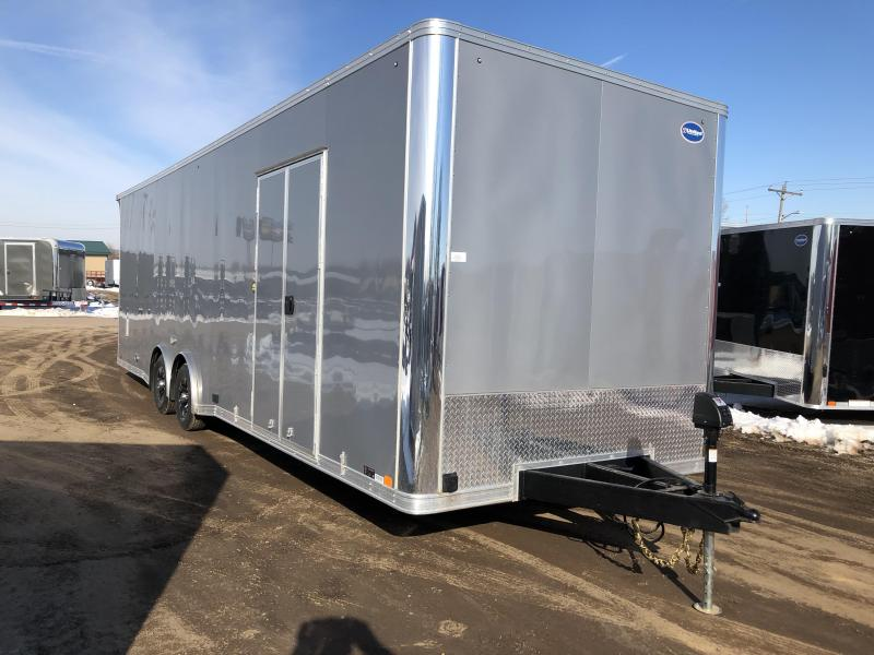 2018 United Trailers 8.5X28 Race Enclosed Cargo Trailer