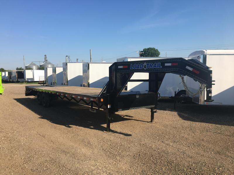 2018 Load Trail 102X30 Gooseneck Deckover Equipment Trailer