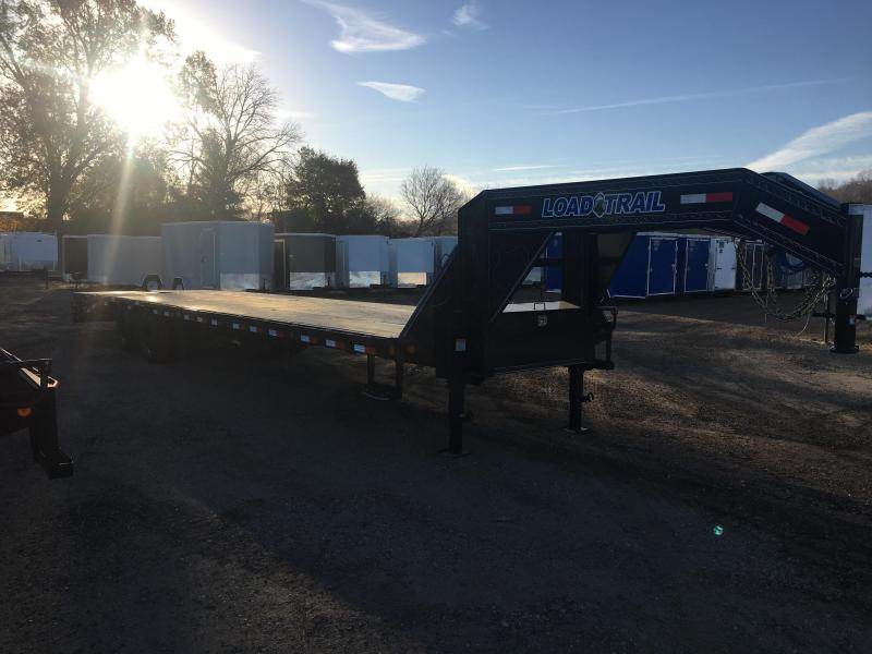 2019 Load Trail 102X34 Gooseneck Deckover Equipment Trailer