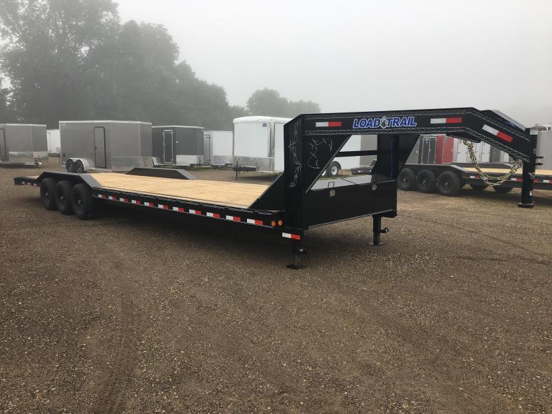 2019 Load Trail 102X34 Gooseneck Car Hauler