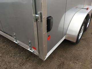 2017 Stealth 7X14 Aluminum 7K Enclosed Cargo Trailer