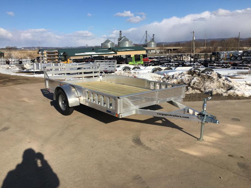 2018 CargoPro Trailers 80X12 Aluminum Utility Trailer
