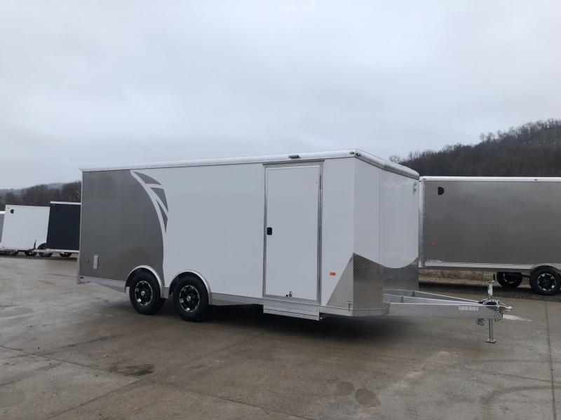 2019 NEO Trailers 8.5X20 Aluminum Enclosed Cargo Trailer