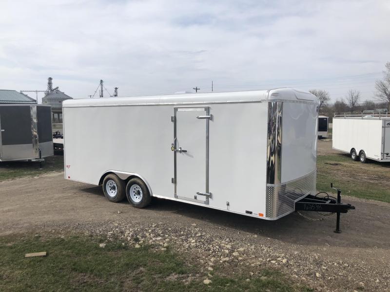 2019 United Trailers 8.5X20 Enclosed Cargo Trailer