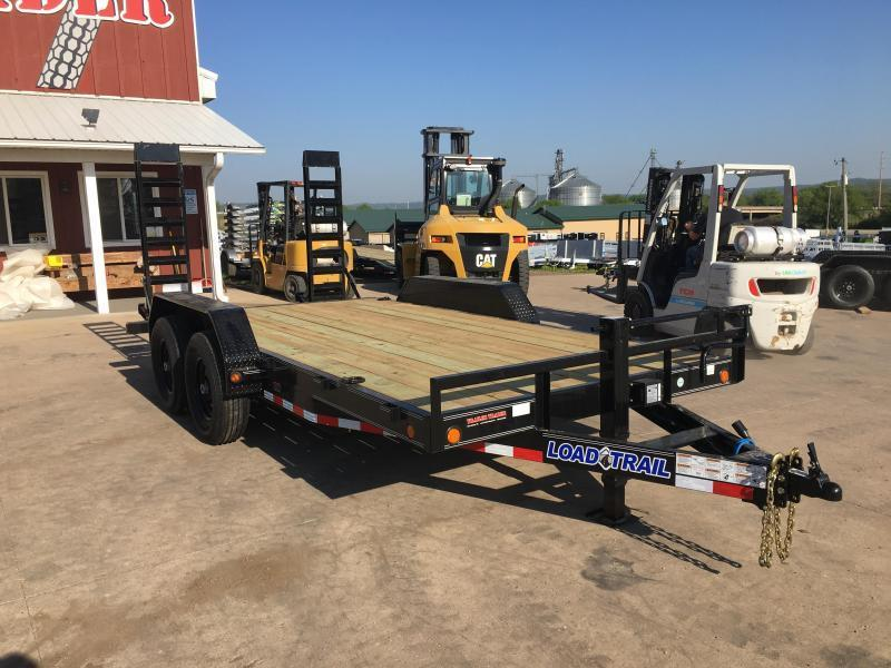 2019 Load Trail 83X16 Car Hauler
