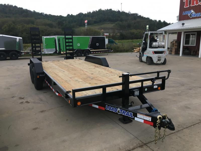 2019 Load Trail 83X20 Car Hauler
