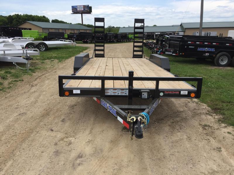 2017 Load Trail 83X18 Car Hauler
