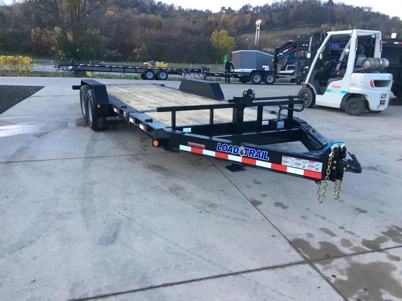 2018 Load Trail 83X20 Gravity Tilt Deck Trailer