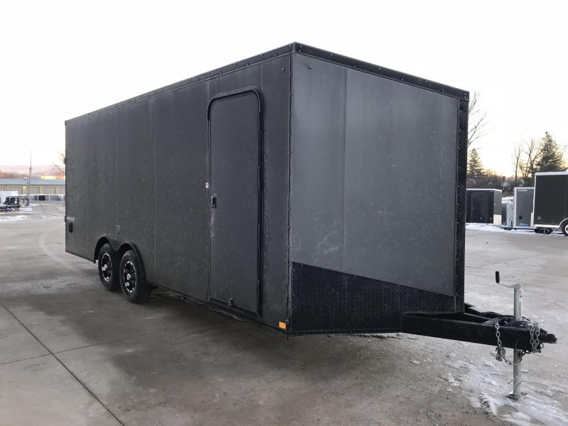 2019 Impact Trailers 8.5X20 Enclosed Cargo Trailer