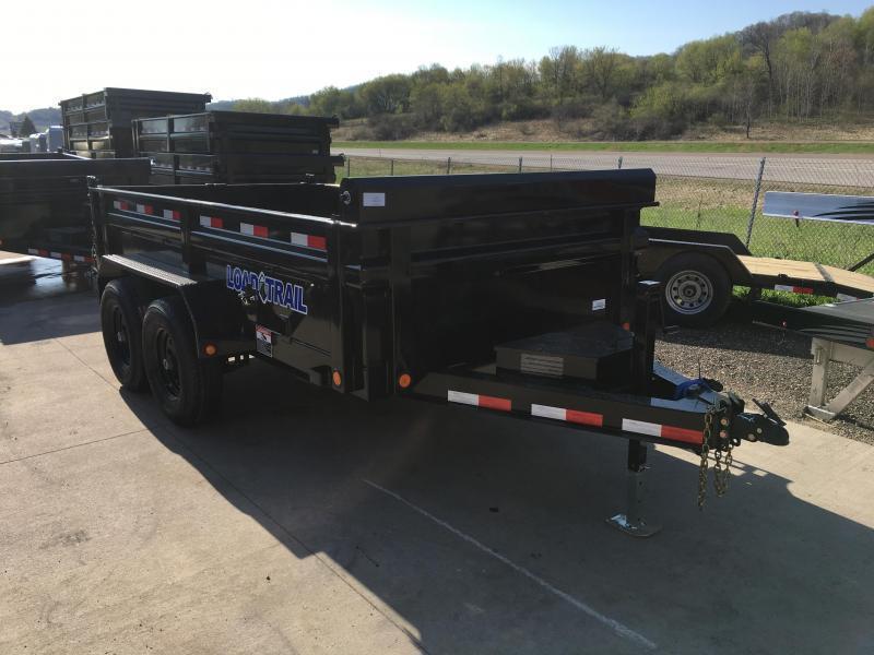 2019 Load Trail 72X12 Dump Trailer
