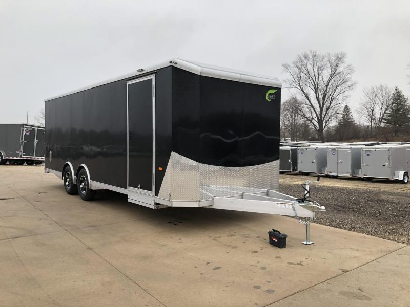 2019 NEO Trailers 8.5X24 Aluminum Enclosed Cargo Trailer