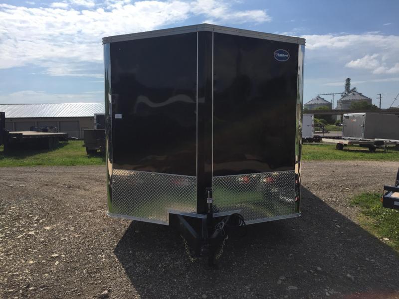2018 United Trailers 8.5X24 Enclosed Cargo Trailer