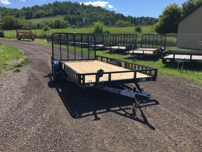 2017 Load Trail 83X14 Utility Trailer
