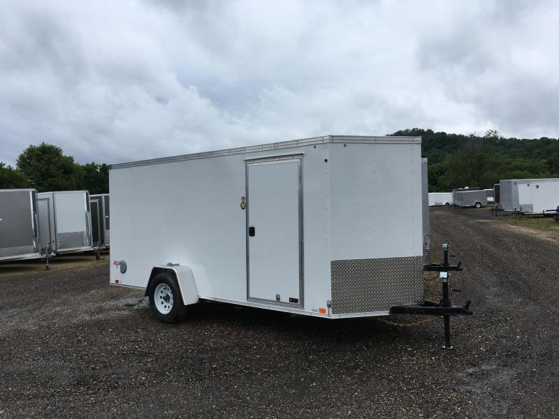 2018 United Trailers 6X14 Enclosed Cargo Trailer