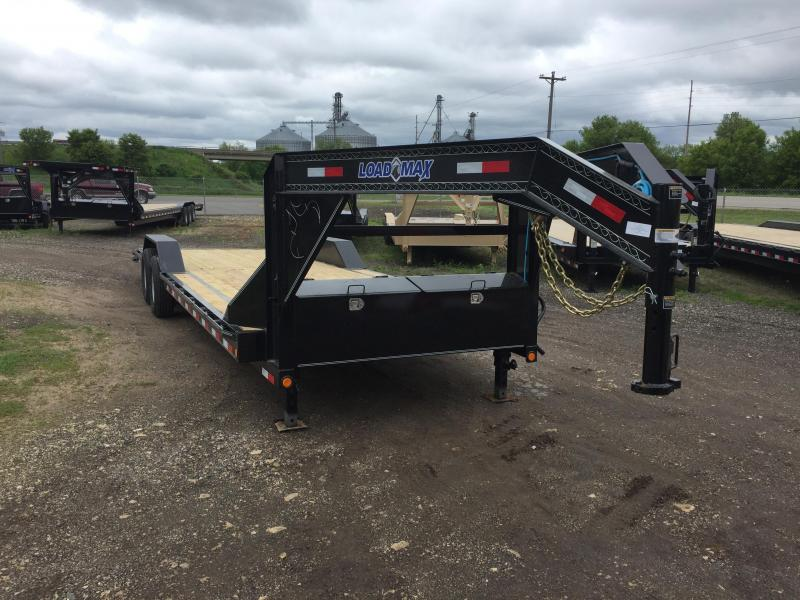 2017 Load Trail 102X26 Gooseneck Car Hauler