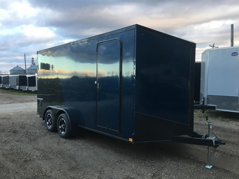 2019 Impact Trailers 7X16 Enclosed Cargo Trailer