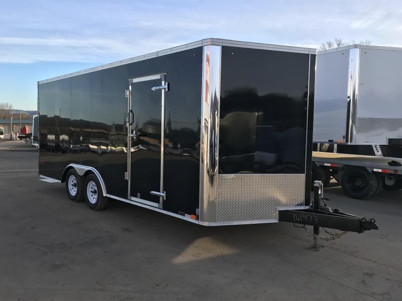 2018 United Trailers 8.5X18 Enclosed Cargo Trailer