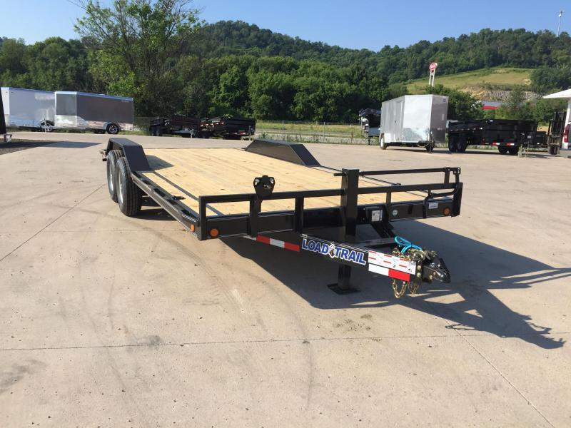 2017 Load Trail 102X20 Car Hauler