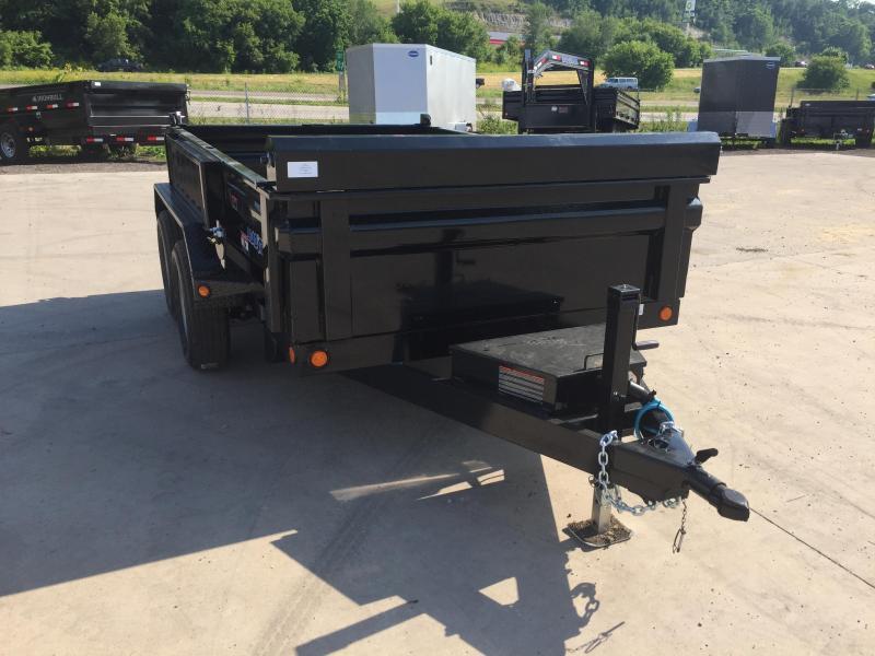 2017 Load Trail 60X10 Dump Trailer