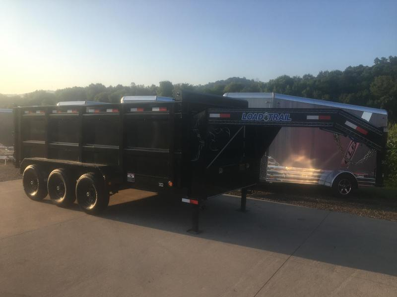 2019 Load Trail 83X16 Gooseneck Dump Trailer