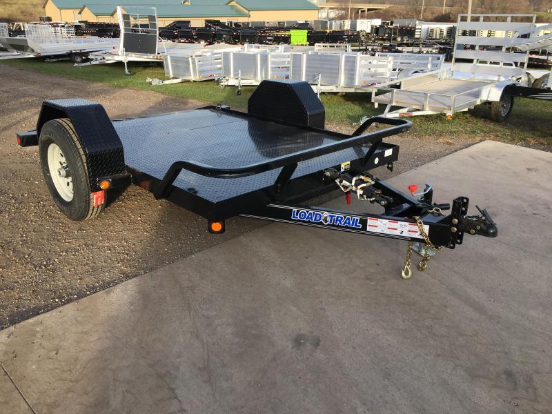 2018 Load Trail 77X10 Scissor Hauler