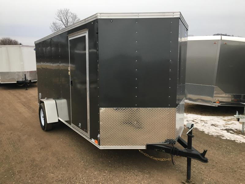 2018 United Trailers 6X14 Enclosed Cargo Trailer