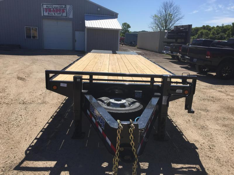 2017 Load Trail 102X26 Deckover Equipment Trailer