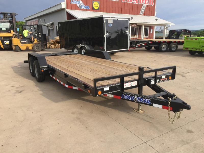 2017 Load Trail 83X20 Car Hauler